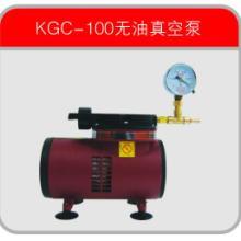 供应KGC-100无油真空泵