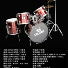 供应吉他批发 打击类乐器 鼓类 标准五鼓 练习哑鼓